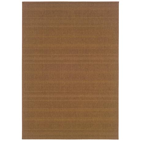 Oriental Weavers Lanai Collection 781N7 Indoor-Outdoor Rug