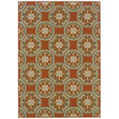 Oriental Weavers Montego Collection 8323D Rug