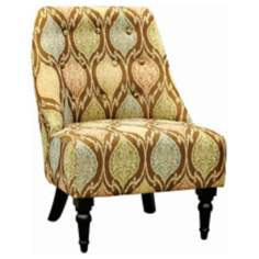 Amelia Mosaic Club Chair