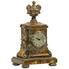 Sterling Barcelona Mantel Display Clock