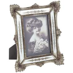 Calera 5x7 Mirrored Picture Frame
