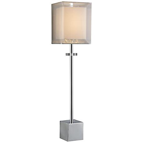 Dimond Exeter Chrome Accent Lamp