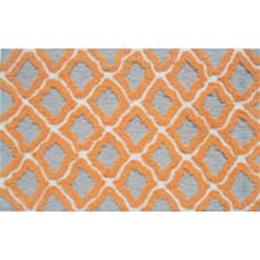 Marrakesh Orange Indoor Only Doormat