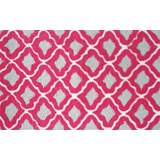 Marrakesh Raspberry Indoor Outdoor Doormat