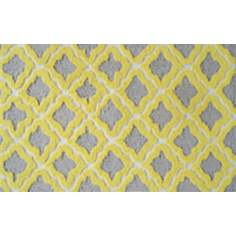 Marrakesh Yellow Indoor Only Doormat