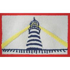 Lighthouse Indoor Only Doormat