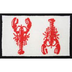 Coastal Lobster Indoor Only Doormat