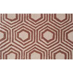 Octagon Brown Indoor Only Doormat