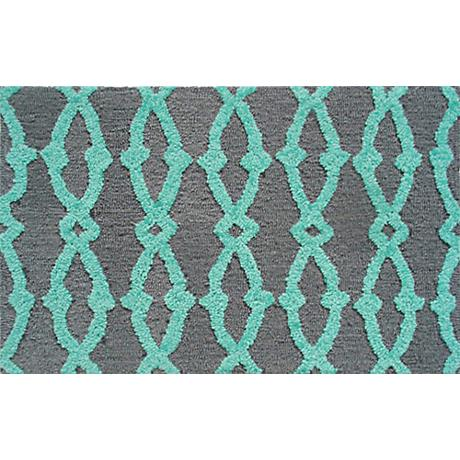 Sterling Grey Indoor - Outdoor Doormat