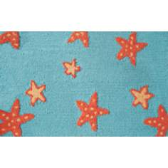 Coastal Starfish Indoor Only Doormat