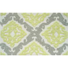 Trellis Yellow Indoor Only Doormat