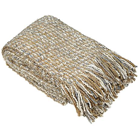 Winslow Collection Driftwood Decorative Throw