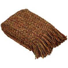 Canyon Collection Prairie Decorative Throw