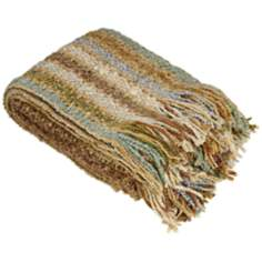 Winslow Collection Seashore Decorative Throw