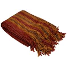 Cabana Collection Autumnal Decorative Throw