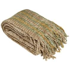 Cabana Collection Fawn Decorative Throw
