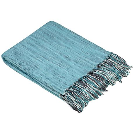 Zephyr Collection Capri Decorative Throw