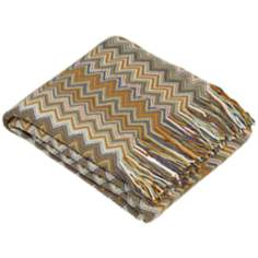 Marrakesh Collection Desert Decorative Throw