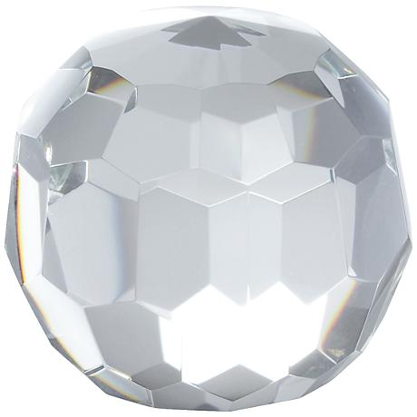 Crystal Ball Paper Weight