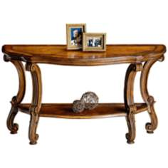Connoisseurs Cherry Console Table