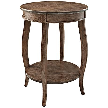 Kraven Round Accent Table