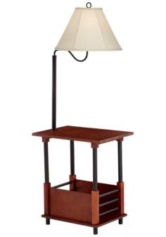With Tray Table Floor Lamps Lamps Plus