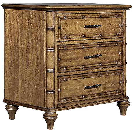 Palm Bay  Caribbean Night Stand