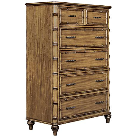 Palm Bay Caribbean 5-Drawer Chest