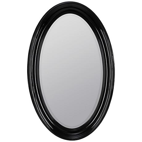 "Kincourt 44 1/2"" High Oval Wall Mirror"