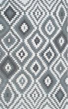 "Resort 25453 Gray 7'6""x9'6"" Indoor/Outdoor Rug"