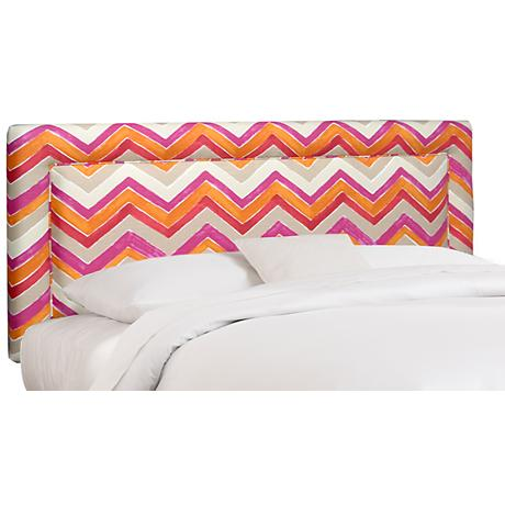Nomad Flamenco Border Headboard