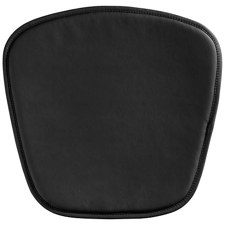 Zuo Modern Wire/Mesh Black Seat Cushion