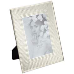 Gold and Glass 4x6 Photo Frame