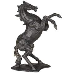 Bronze Steed Horse Sculpture