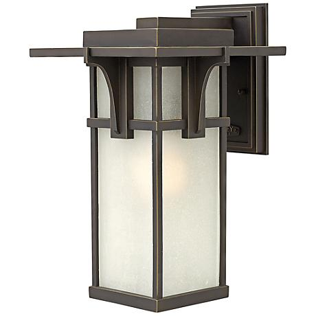 Hinkley Hawaiian Plantation 22 High Outdoor Wall Light