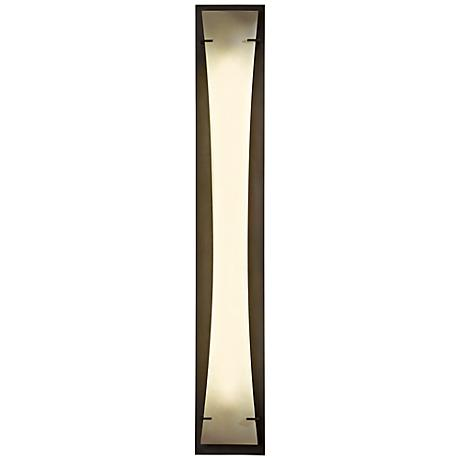 Hubbardton Forge Bento Frost Glass Wall Sconce