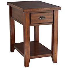 Northampton Mission Style End Table