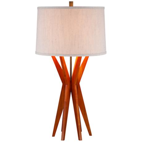 modern wood table lamps elegant modern wood table lamps. Black Bedroom Furniture Sets. Home Design Ideas