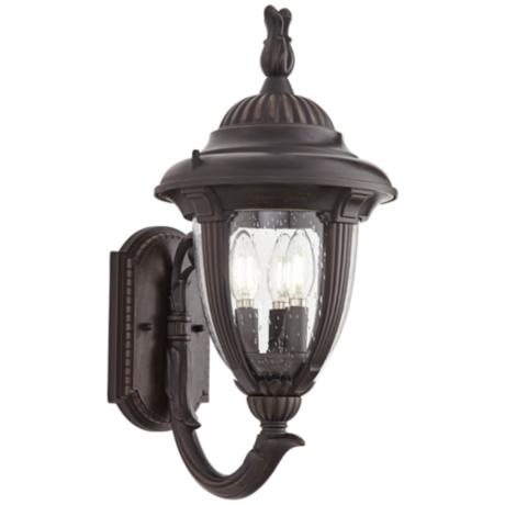 "Casa Sierra 19 1/8"" High Outdoor Wall Light"