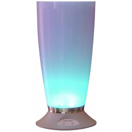 Color Changing Rechargeable Vase
