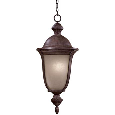 "Ardmore Fluorescent 35 3/4"" High Outdoor Hanging Light"