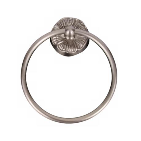 Daisy Design Pewter Finish Towel Ring