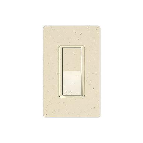 Lutron Diva Limestone SC 3-Way Switch