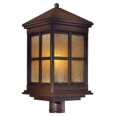 "Berkeley 21 1/2"" High Outdoor Post Light"