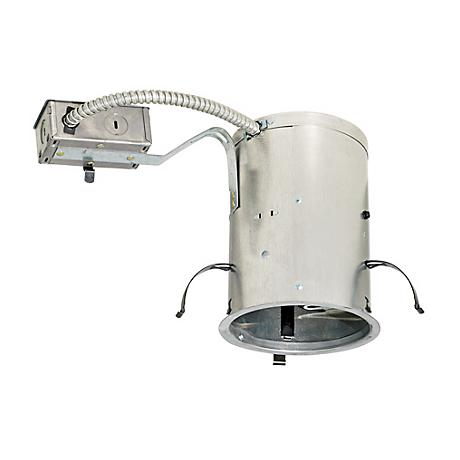 "Juno 5"" Non-IC Recessed Remodel Housing"