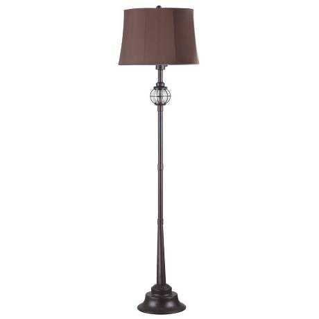 Kenroy Home Hatteras Indoor Outdoor Floor Lamp