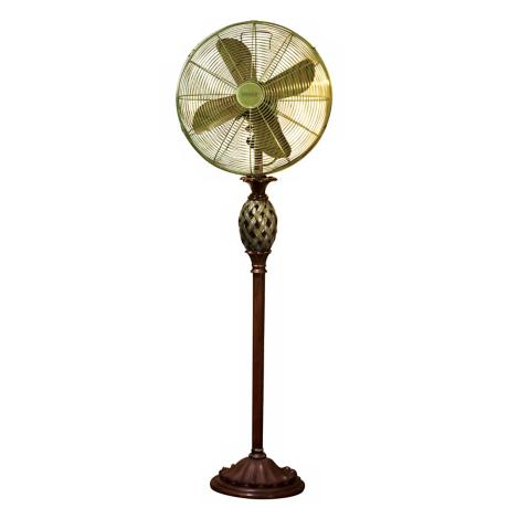 "16"" Hawaiian Paradiso Floor Standing Fan"