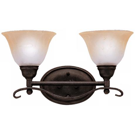 "Pomeroy Collection 15 1/2"" Wide Bathroom Light Fixture"