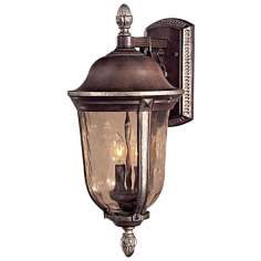 "Montanero Collection 20.75"" High Outdoor Wall Light"