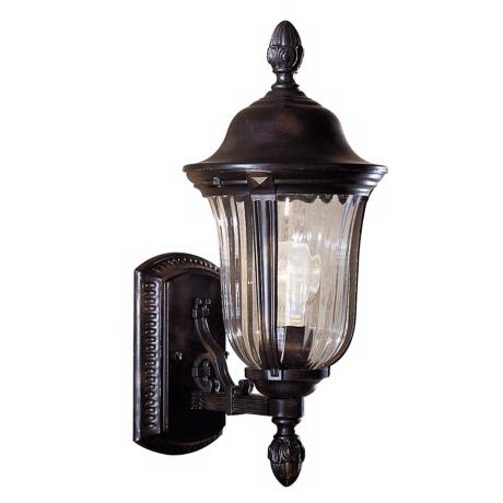 "Morgan Park Collection 17 3/8"" High Outdoor Wall Light"